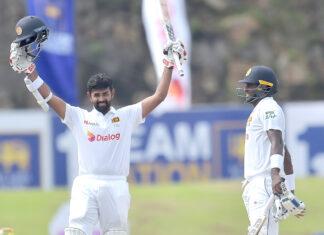 Lahiru Thirimanna scores a century after seven years_
