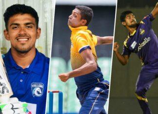 Lakshan, Maheesh & Matheesha