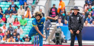 Malinga issued six month suspended sentence and 50% fine