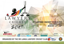 6th Lawyers' Cricket World Cup