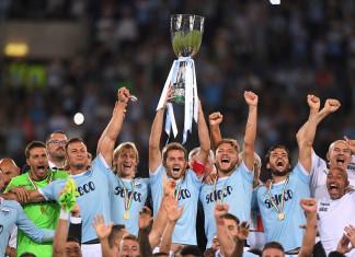 Lazio beat Juventus