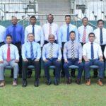 Sri Lanka Cricket offers Annual Contract