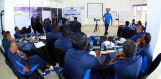 Sri Lanka Cricket's Coach Education Unit