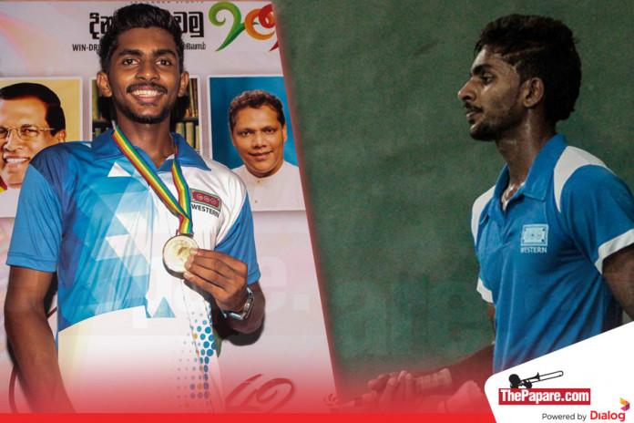Sydney International Badminton: Sri Lankans restricted