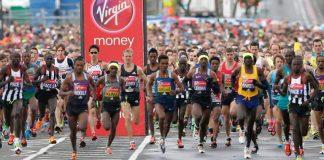 London Marathon: