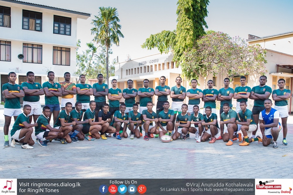 Schools Rugby B division Lumbini college preview