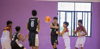 Inter-International Basketball Boys QF 01