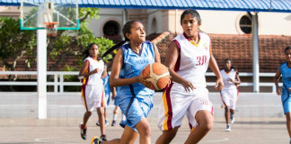 Lyceum Wattala clinch final group game of ThePapare Basketball Championship
