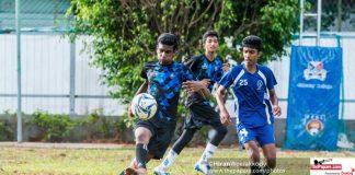 International Schools Football U20 Championship