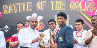 Tame draw at the 67th Battle of the Golds