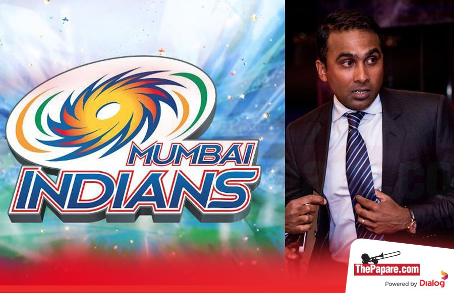 Mahela Jayawardene appointed Mumbai Indians