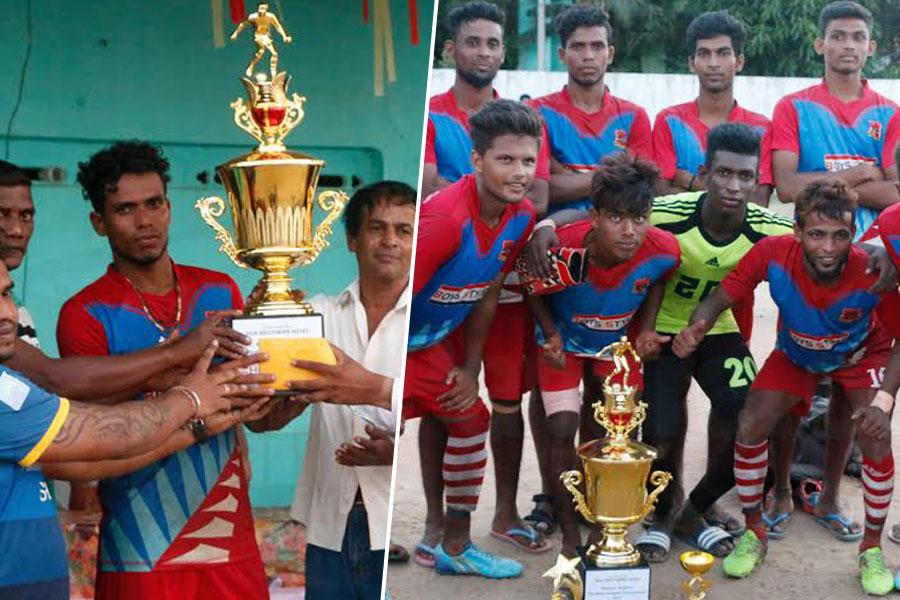 Mannar Football league