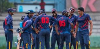 25th Singer MCA 'A' division cricket