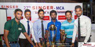 MCA Premier League 2020