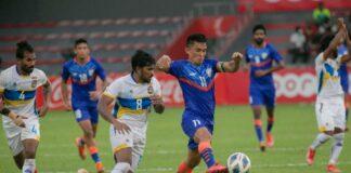 Sri Lanka v India | SAFF Championship 2021
