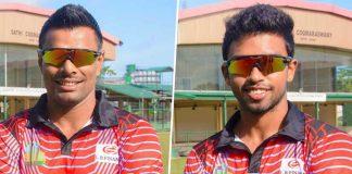 Rajeewa and Sadeera