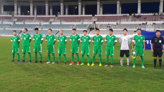 Macau football players quit national team