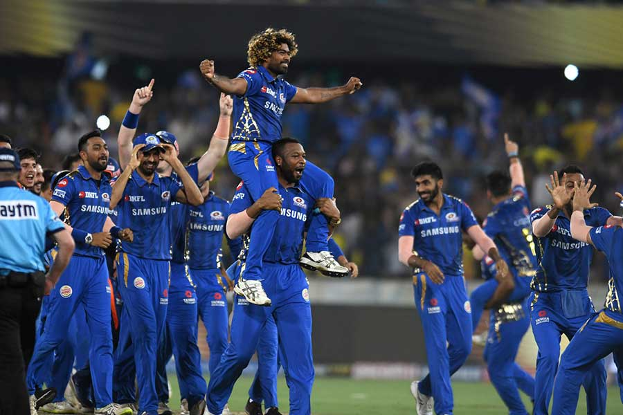 Malinga Delivers Brilliant Last Over As Mumbai Indians Win Fourth Title