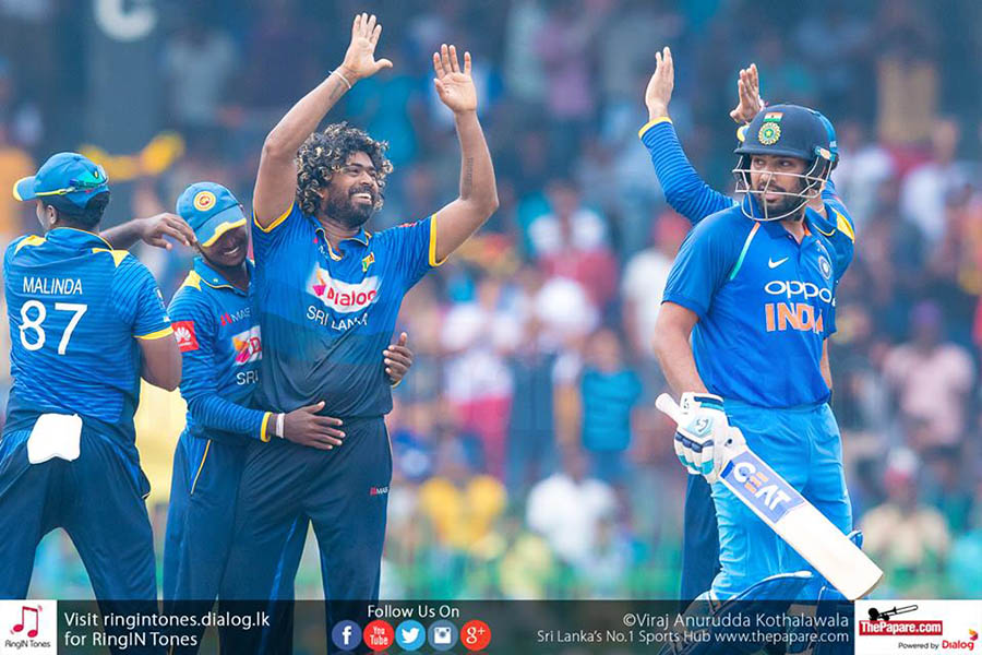 Record defeat for Sri Lanka at home - Cricketry: 4th ODI