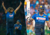 Malinga and Mathews
