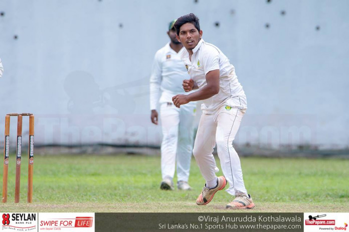 Malith Mahela and Himasha Liyanage star in U23 tournament opener