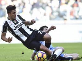 Football Soccer - Juventus v Lazio - Italian Serie A