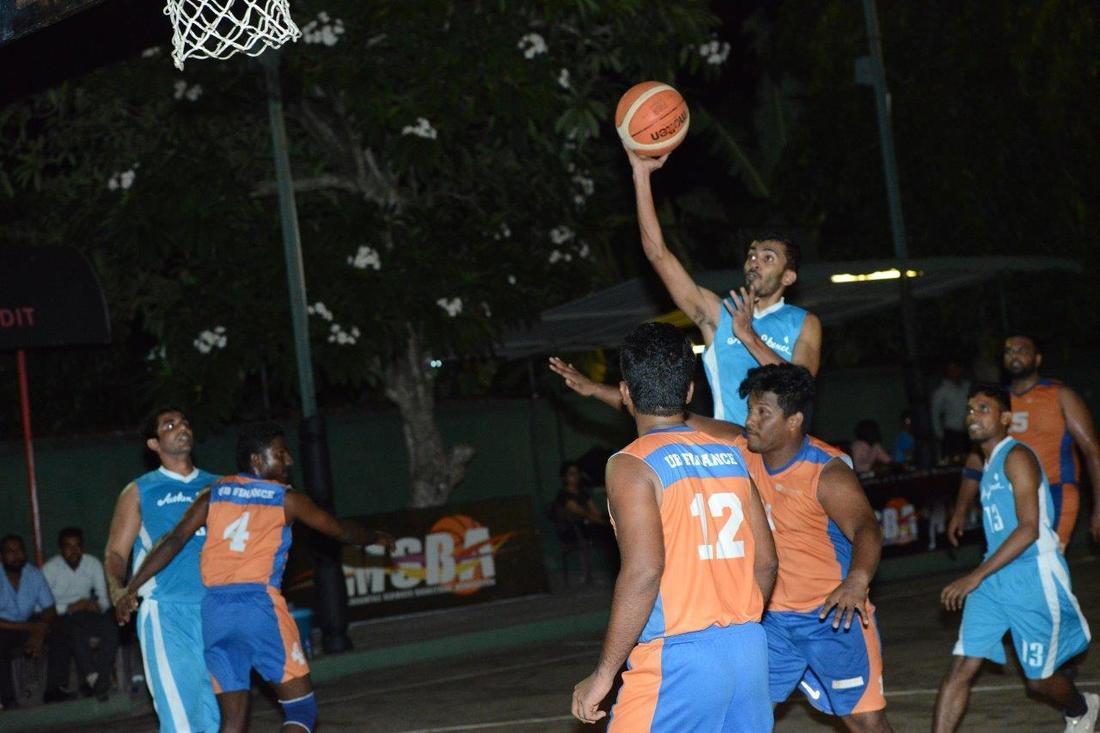 Mercantile Services Basketball