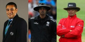 Match officials appointed for Sri Lanka