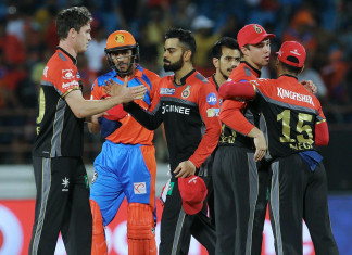 Top-order fires, spin bowlers strangle, as RCB overcome GL