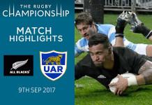Match highlights