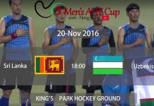 Highlights - 5th AHF Cup Sri Lanka vs Uzbekistan