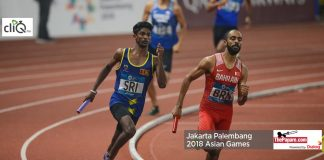 Men's 4 x 400m Relay