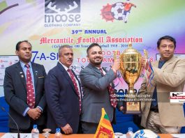 Press Conference - 39th Annual Moose-Mercantile 7-a-side Football Tournament 2018
