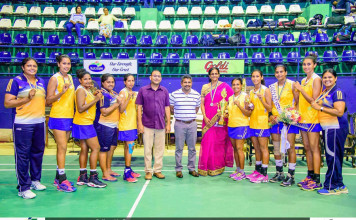 Mercantile Netball Knockout Championship