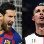 Ronaldo Face Messi in Champions League