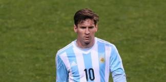 Argentina forward retires from international football