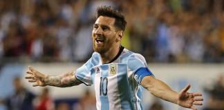 Messi's football life