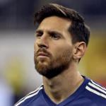 Maradona urges Messi not to quit Argentina