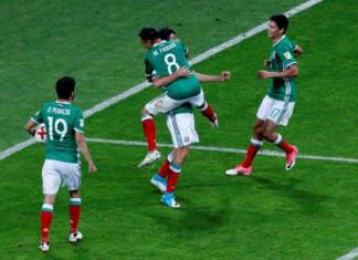 Mexico v New Zealand