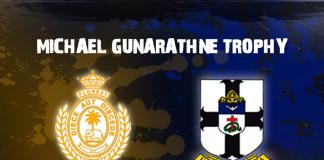 Gunaratne Trophy clash
