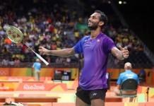 Niluka Karunaratne victorious after his final game at Rio