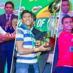 Milo President's Knockout trophy