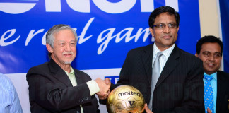 Molten 'Official Match Ball Partner' of FFSL