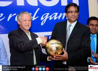 Molten 'Official Match Ball Partner' of FFSL