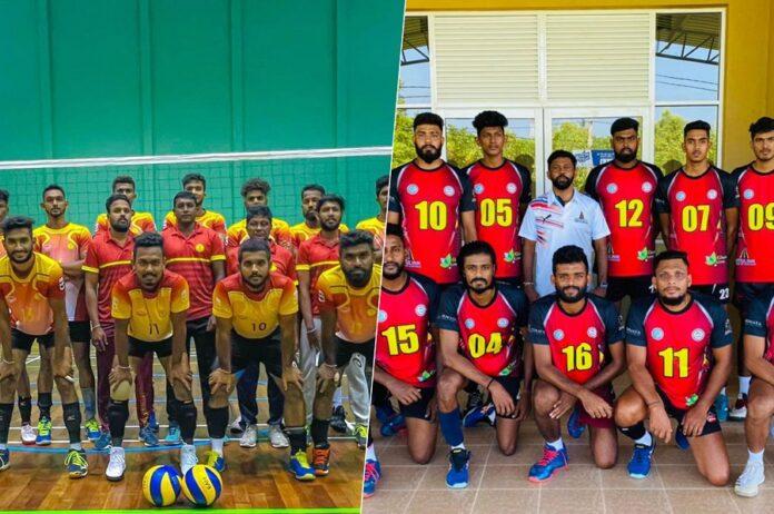 Munchee National Volleyball Championship 2021