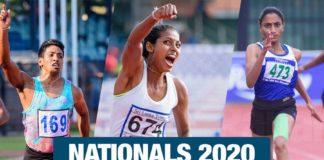 National Athletics Championship 2020