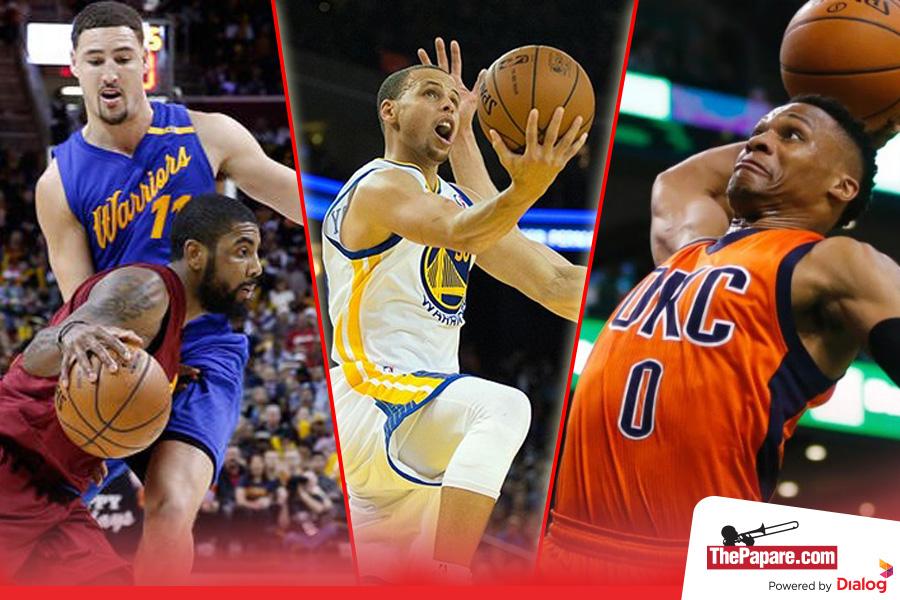 NBA 2016-2017 December Round-up