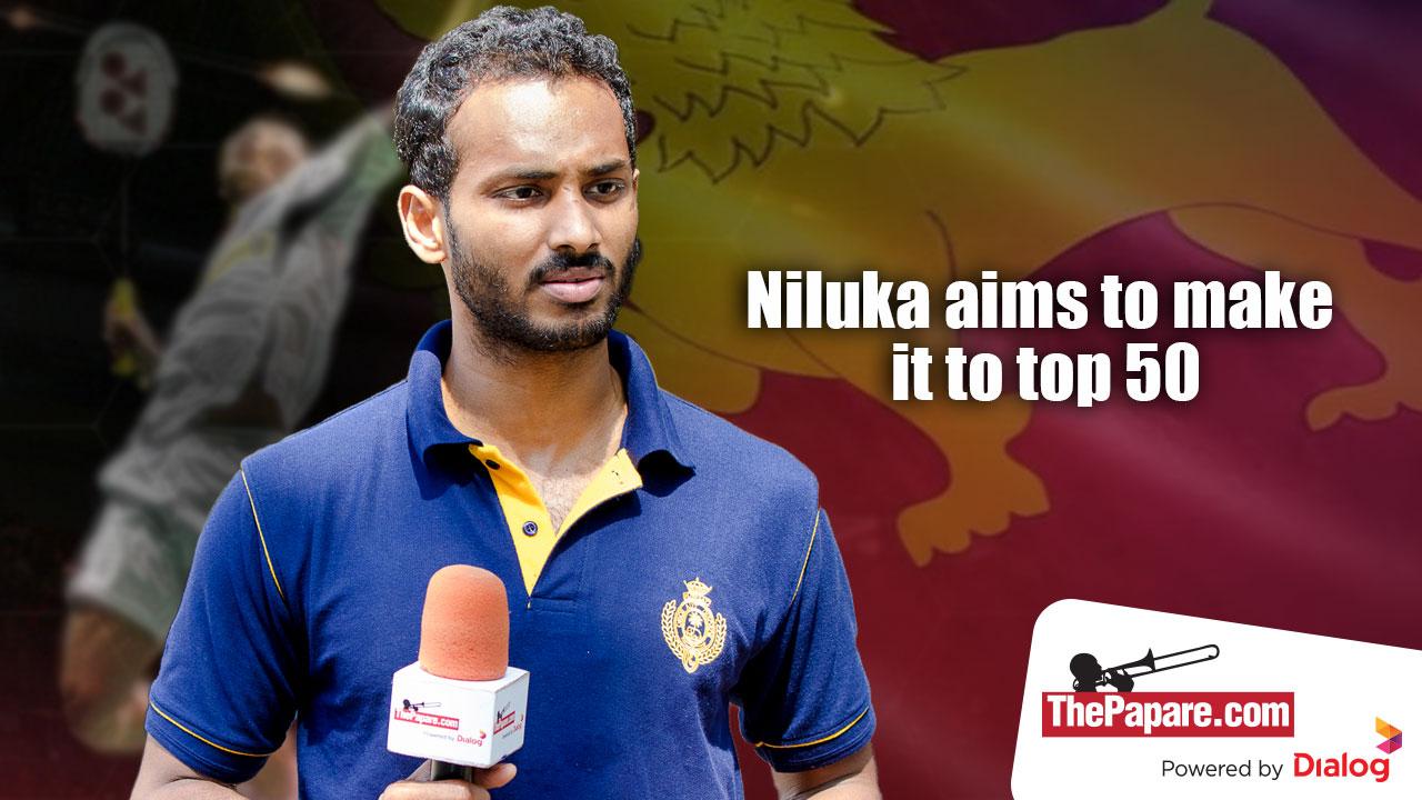 Badminton Asia Championships Sri Lankans progress to main draw