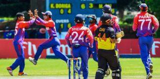 Nepal vs UAE