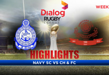Match Highlights – Navy SC v CH&FC